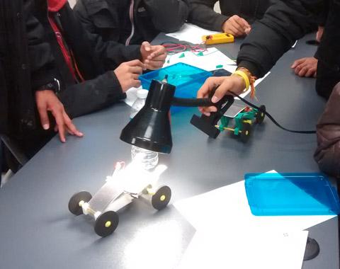 Making robots